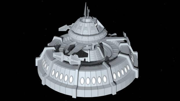 Deep Space 9 WIP 5