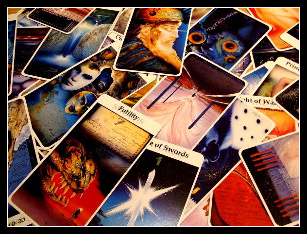 tarot cards by decima