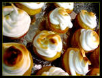lemon cupcakes twoooo