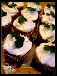 corriander cupcakes