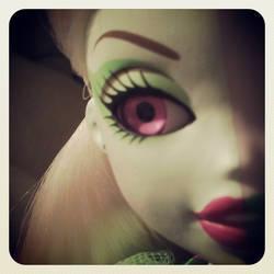 A Pink Eye