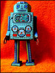 Henry the Robot