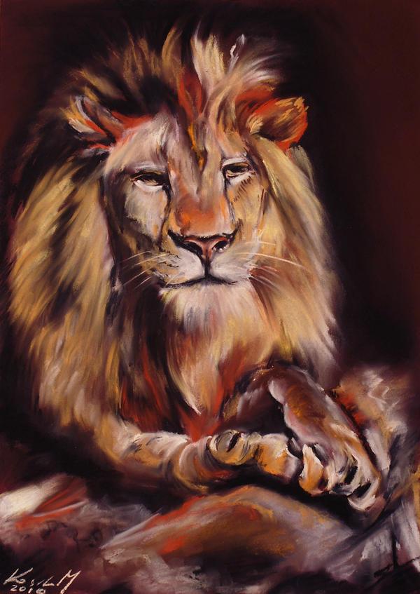 Leo by garfildus