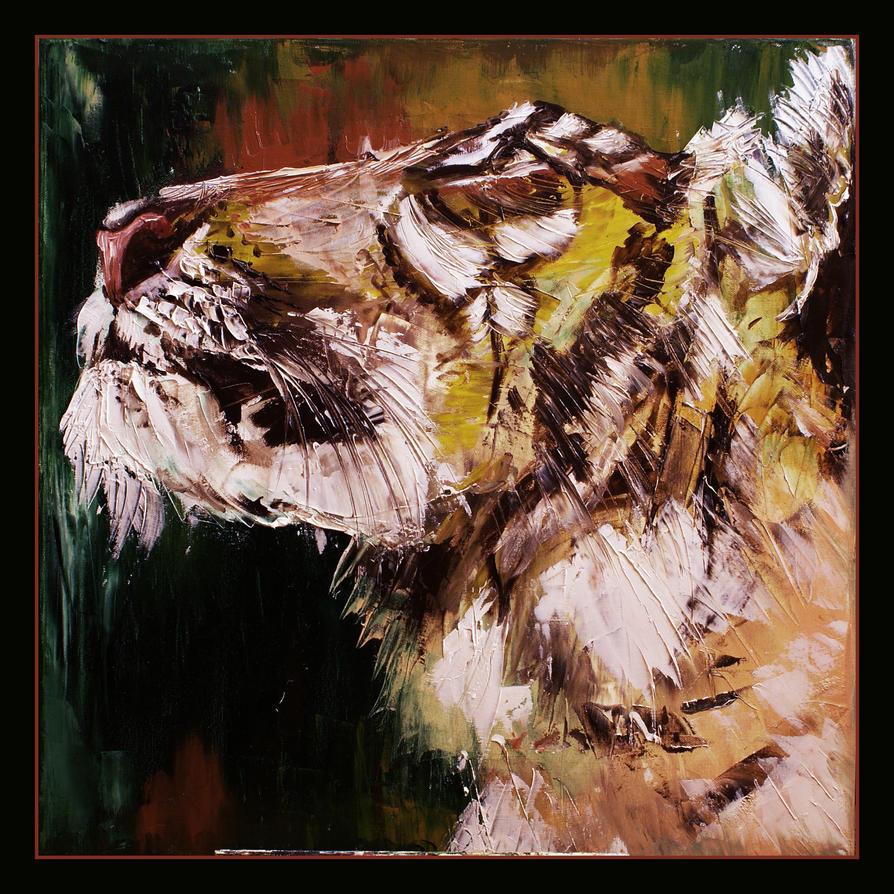 Tiger by garfildus
