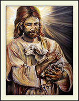 The Shepherd by garfildus