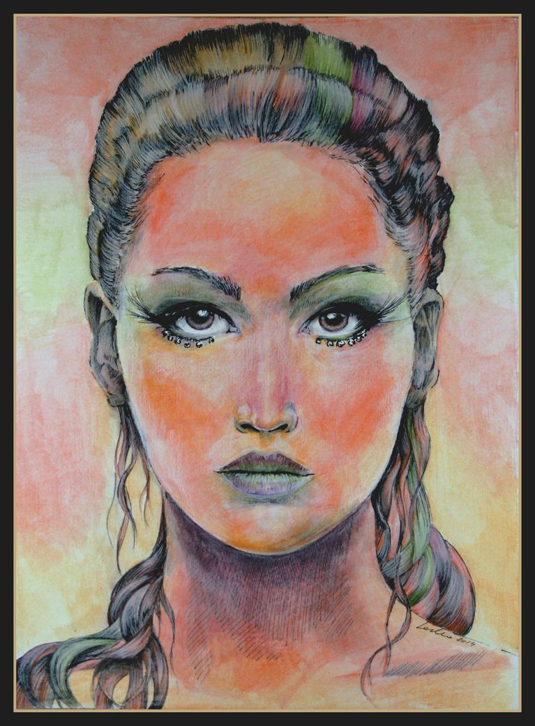 Jennifer by garfildus