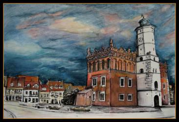 Sandomierz by garfildus
