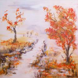 Autumn by garfildus