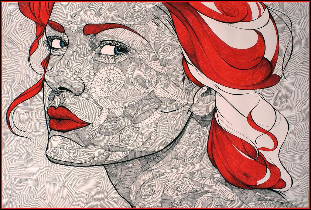 RedHead by garfildus