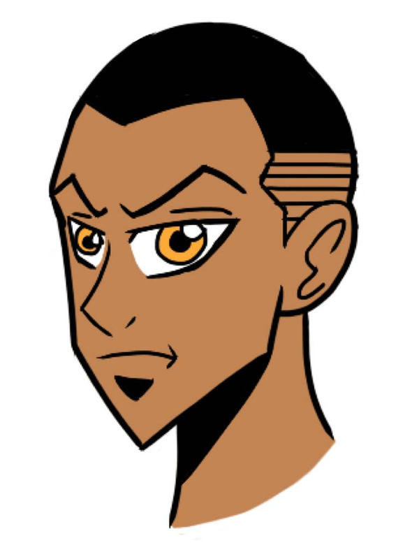 Self Portrait v1 by ComicCorp