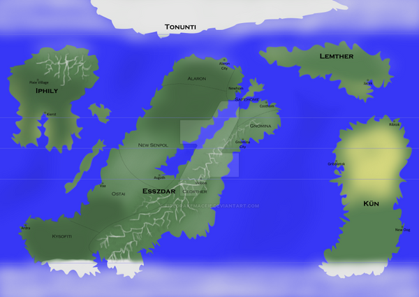 Firedrakemacfie william cathey deviantart world map political by firedrakemacfie gumiabroncs Gallery