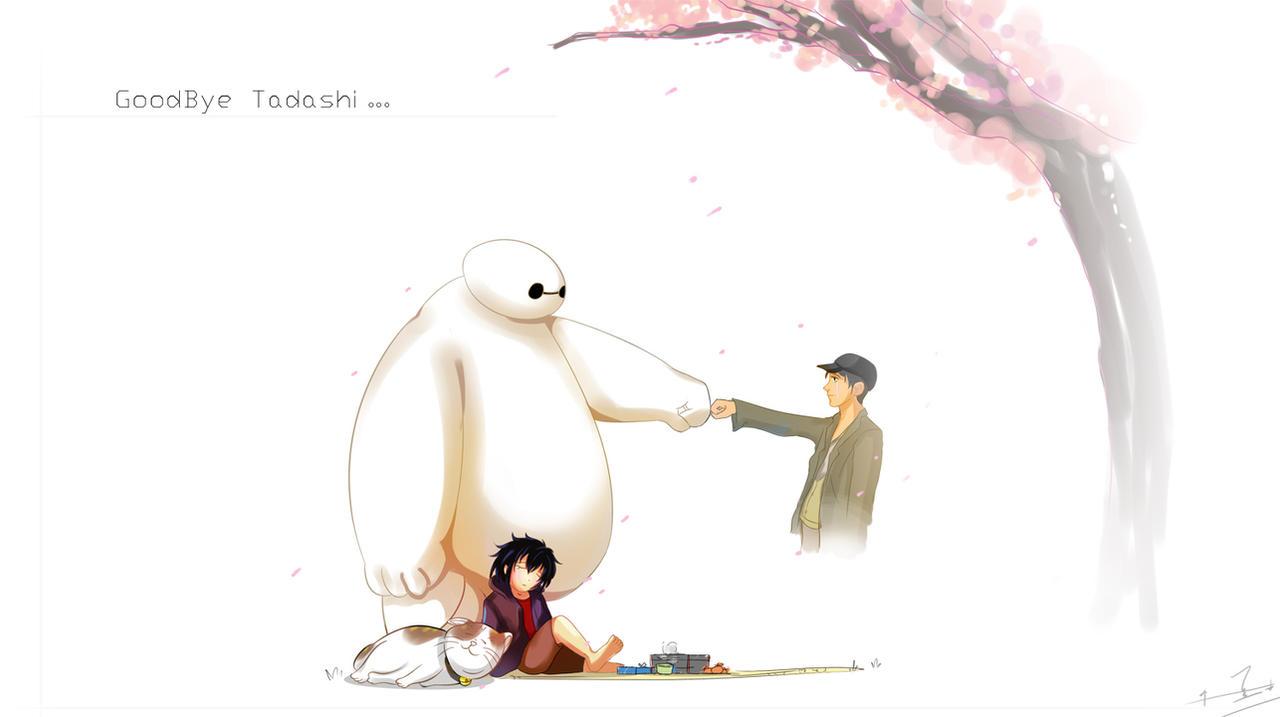 Goodbye tadashi by kamimanharu on deviantart