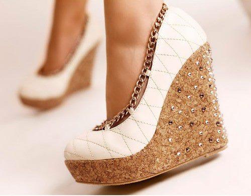 cute-soft high heel by RahafBelal