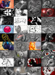 3DS doodle dump by ZjeroXytz