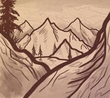 Mountain attempt