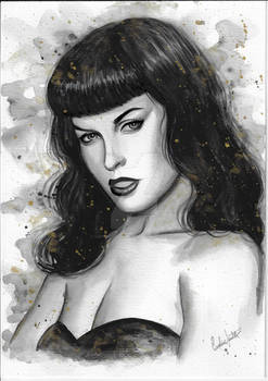 Bettie Page for sale