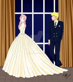 Royal Wedding Party (NaruSaku)