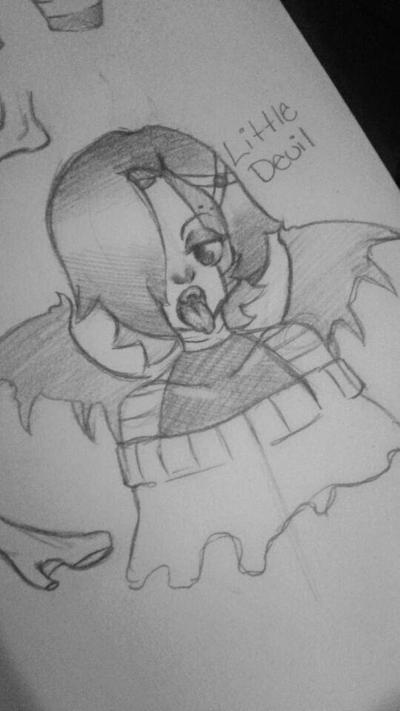 Little Devil by Dannanariko