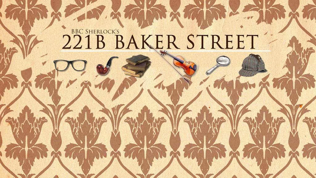 Sherlock Wallpaper By Brown Eyed Rocker