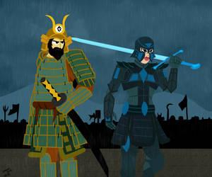 Samurai Jack On Love Cartoon Network Deviantart
