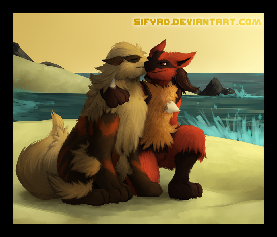 Commission for revkahunt (w/ speedpaint) by sifyro