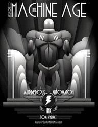 The Machine Age by MurderousAutomaton