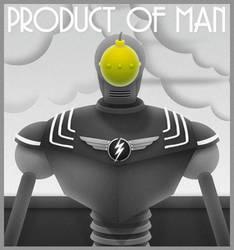 Product of Man by MurderousAutomaton