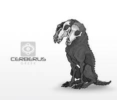 Mythos: Cerberus by MurderousAutomaton