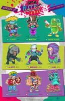 Creepazoids: Nitro Extreme by MurderousAutomaton
