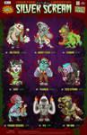 Creepazoids: Silver Scream