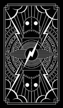Automaton Playing Card