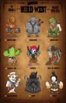 Creepazoids: Weird West