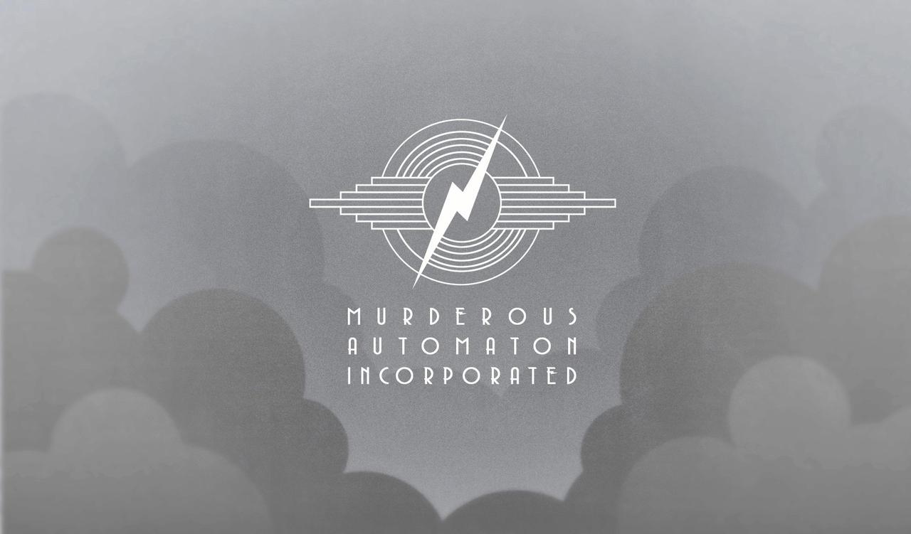 Murderous Automaton Splash Page by MurderousAutomaton