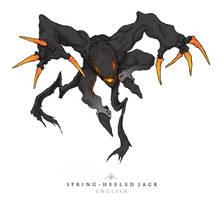 Mythos: Spring-Heeled Jack by MurderousAutomaton