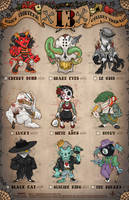 Creepazoids: 13 by MurderousAutomaton