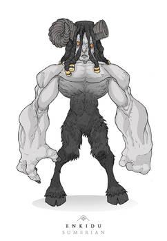 Mythos: Enkidu