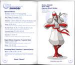 Sega vs Capcom: Shinobi