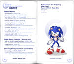 Sega vs Capcom: Sonic