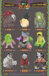 Creepazoids: The Fan Zone, Part II