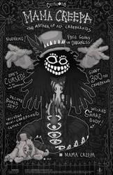 Creepazoids: Mama Creepa
