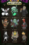 Creepazoids: The Oddity and Grotesquery World Expo