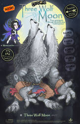 Creepazoids: Three Wolf Moon
