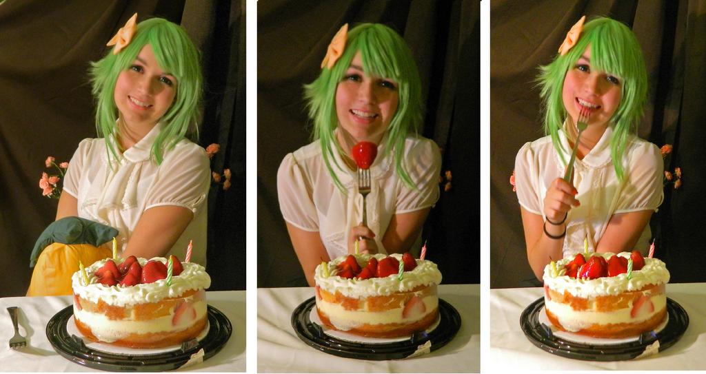 Happy Birthday Gumi! by ItsRinko-Chan