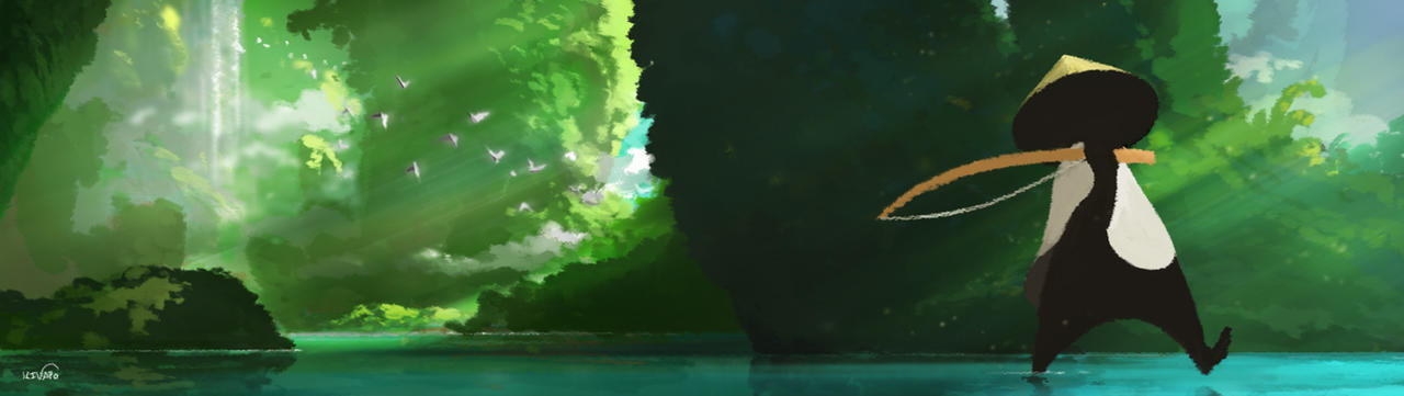 Fisherman by kivapo