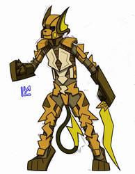 Raichu Armor