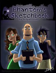 DP: Phantom's Sketchbook by DreamaDove93