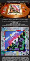 Danny Phantom Monopoly by DreamaDove93