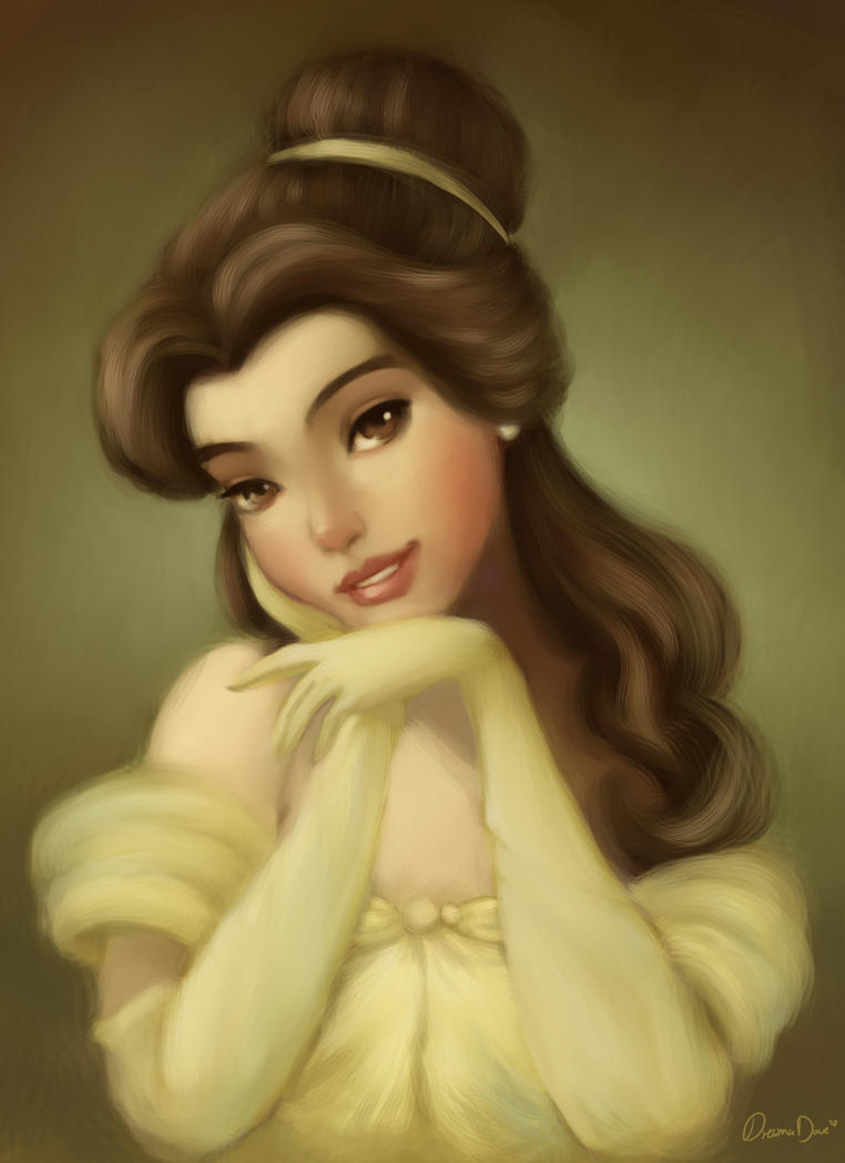 Belle by DreamaDove93 on DeviantArt