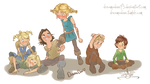 HTTYD: Berk Kids