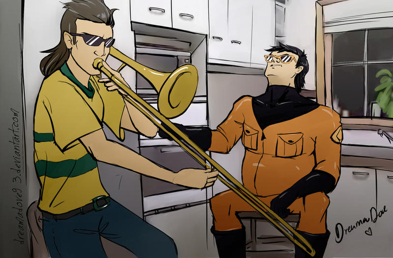 DP: When Maddie Isn't Home by DreamaDove93